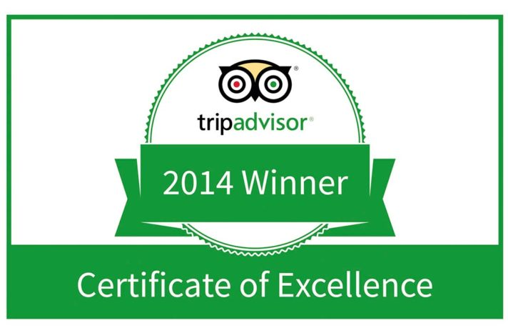 4th-year-winner-of-tripadvisor-certificate-of-excellence
