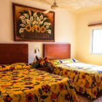 two-beds-bedroom-hotel-posada-de-roger-puerto-vallarta
