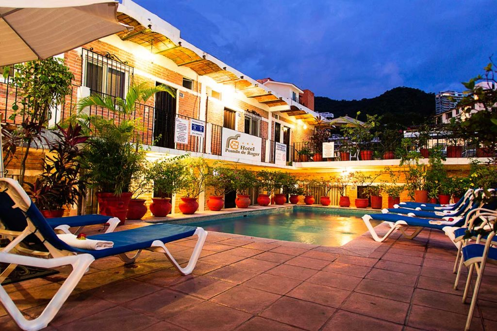 Hotel Posada De Roger The Best Rates In Puerto Vallarta